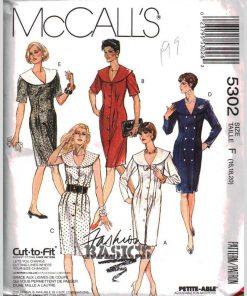 McCalls 5302