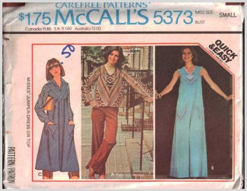 McCalls 5373