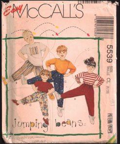 McCalls 5539 M