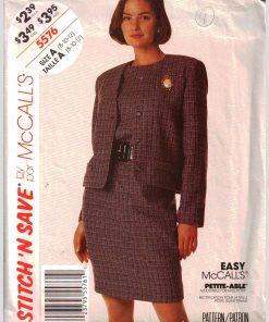 McCalls 5576