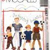 McCalls 5897