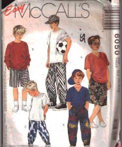 McCalls 6050