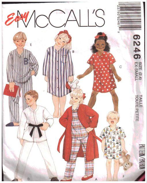 McCalls 6246