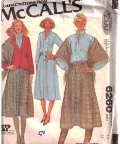 McCalls 6260