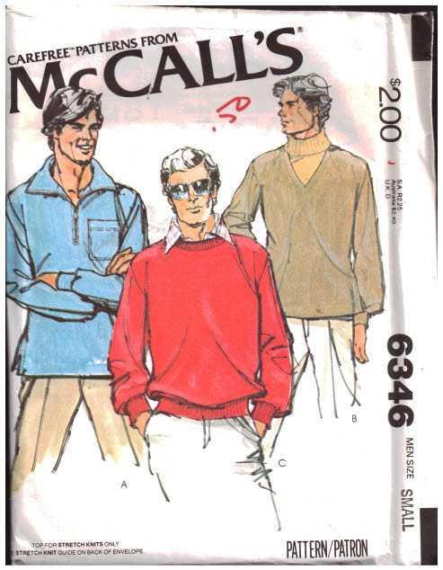 McCalls 6346