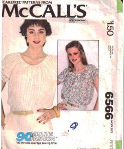 McCalls 6566
