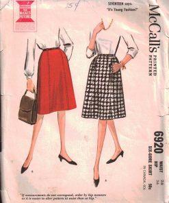 McCalls 6920