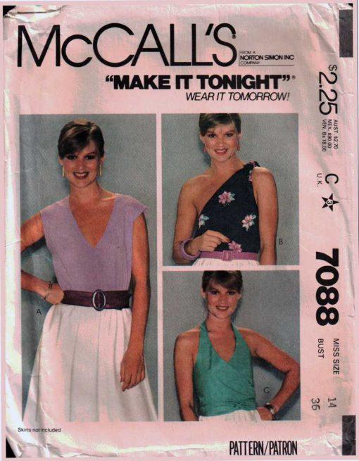 McCalls 7088