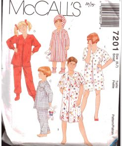 McCalls 7201