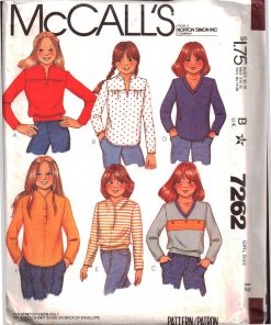 McCalls 7262