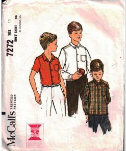 McCalls 7272