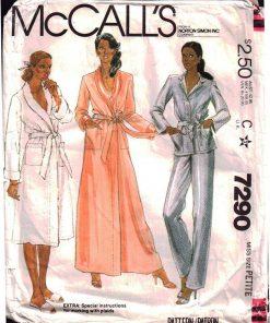 McCalls 7290