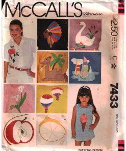 McCalls 7433