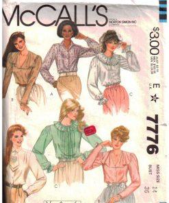 McCalls 7776