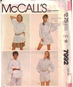McCalls 7992