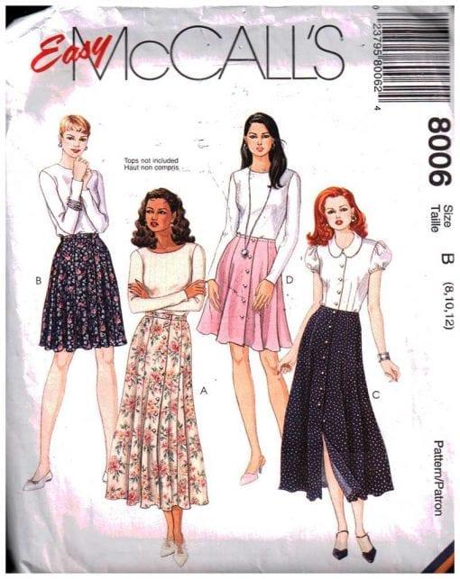 McCalls 8006