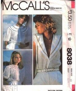 McCalls 8038 3