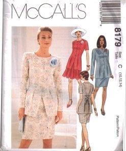 McCalls 8179 M