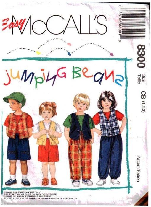 McCalls 8300