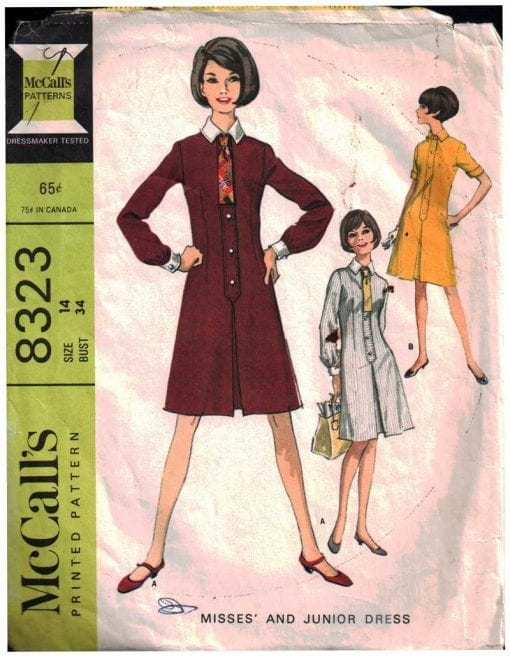 McCalls 8323