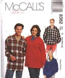 McCalls 8362