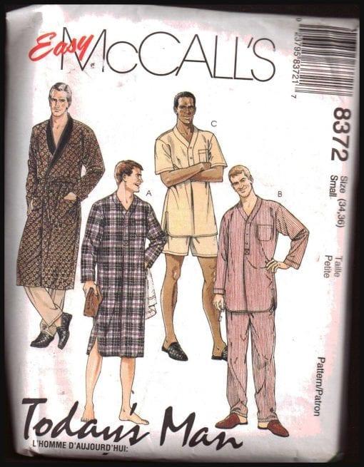 McCalls 8372 M