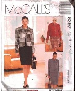 McCalls 8397 M