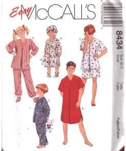 McCalls 8434 M