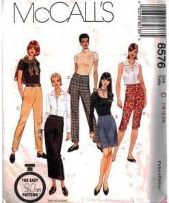 McCalls 8576