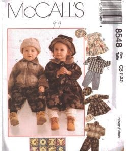 McCalls 8648 MN