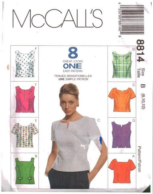 McCalls 8814