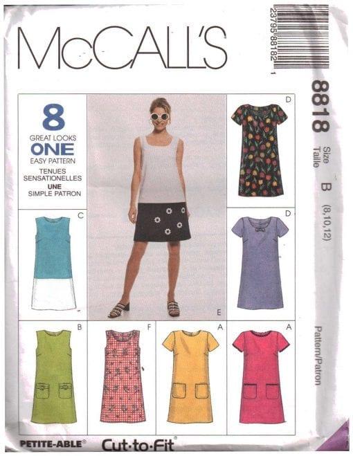 McCalls 8818 MN