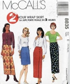McCalls 8835