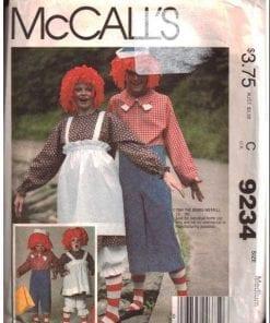 McCalls 9234