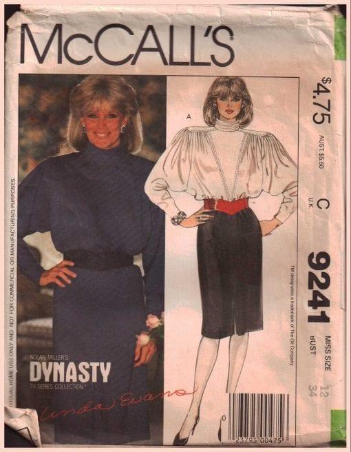 McCalls 9241