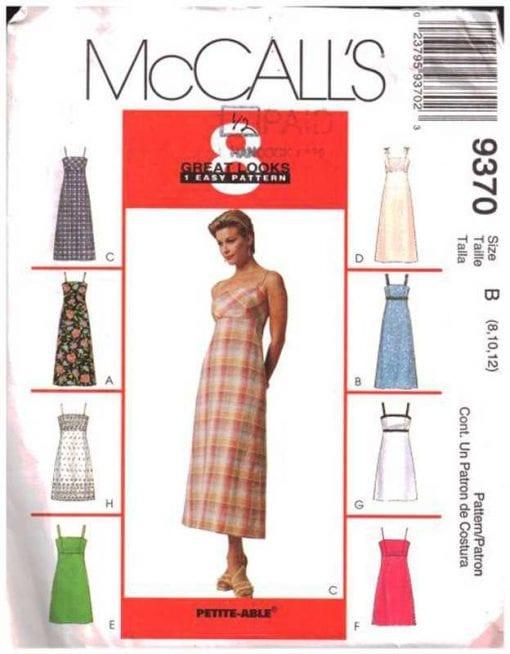 McCalls 9370
