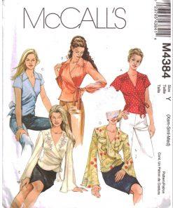 McCalls M4384