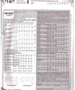 McCalls M4469 1