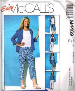 McCalls M4469