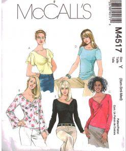 McCalls M4517
