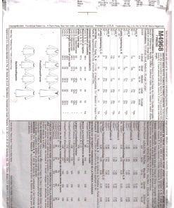 McCalls M4968 MN 1