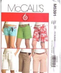 McCalls M5391 M