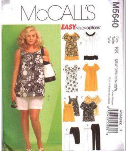 McCalls M5640