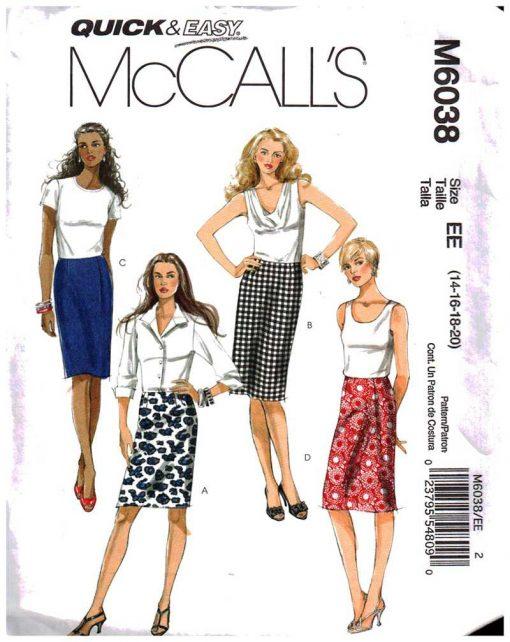 McCalls M6038