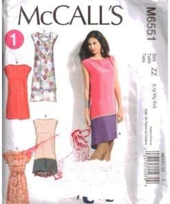 McCalls M6551