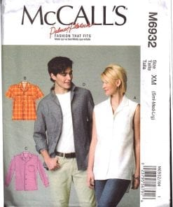 McCalls M6932 MN