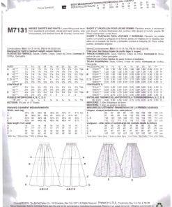 McCalls M7131 1