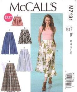 McCalls M7131