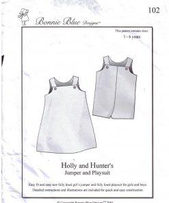 Bonnie Blue Designs 102