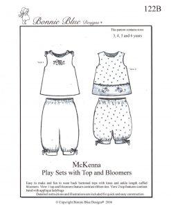 Bonnie Blue Designs Sewing Patterns